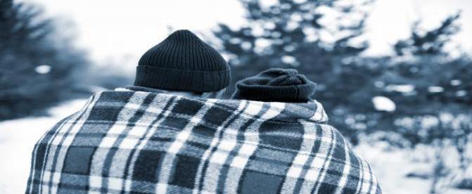 کمک های اولیه - هیپوترمی یا سرمازدگی