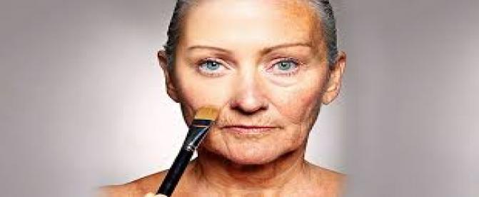 چگونه با آرایش  چروک های پوستی را مخفی کنیم ؟