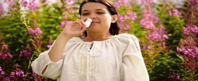 تاثیر استروئیدهای بینی بر کاهش علایم آلرژی