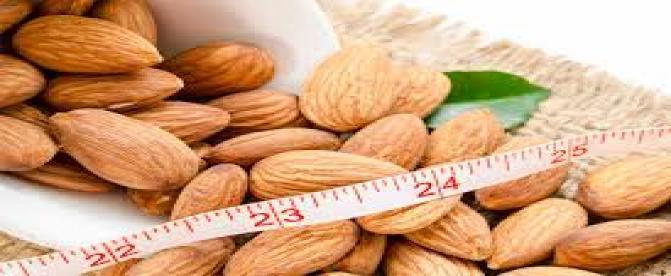 چگونه بادام به کاهش وزن کمک میکند ؟