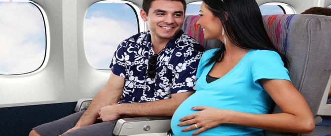 راهنمای سفر در دوران بارداری (قسمت دوم)