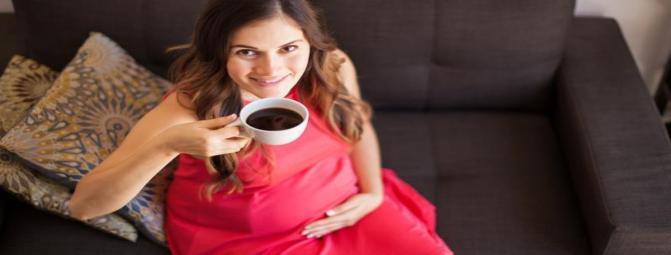 آیا می توانم در دوران بارداری کافئین مصرف کنم؟