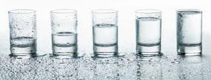 مصرف آب ،راهی برای کاهش استرس