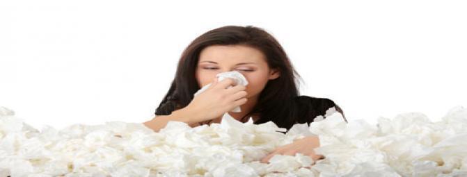 سرما خوردگی  یا آنفولانزا ؟