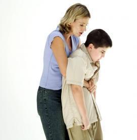 کمک های اولیه - درمان خفگی