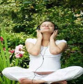 موسیقی درمانی و کاهش استرس دردوران بارداری