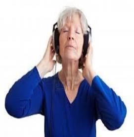 سالمندان و موسیقی درمانی