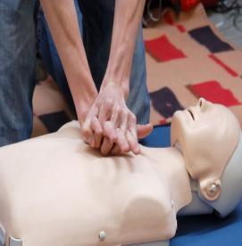 کمک های اولیه - احیاء قلبی - ریوی