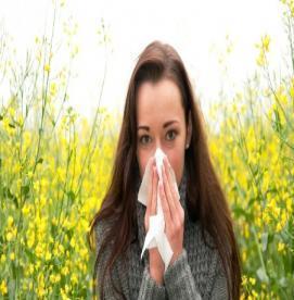 تاثیر آب و هوا بر آلرژی
