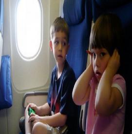 آیا تا به حال دچار گرفتگی گوش ناشی از پرواز(باروتروما گوش) شده اید ؟