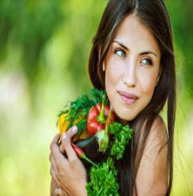 رژيم غذايي در دوران قاعدگي چگونه بايد باشد؟