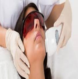 آیا میتوان از لیزر موهای زائد برای نواحی اطراف چشمان استفاده نمود ؟