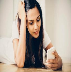 نوموفوبیا یا ترس از نبود تلفن همراه