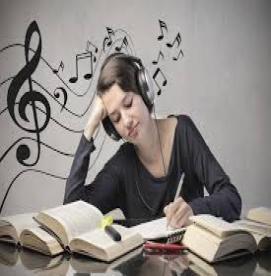 آرامش افراد با شنیدن موسیقی