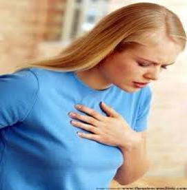 خانمها  به چه میزان در معرض ابتلا به بیماریهای قلبی هستند ؟