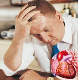چه ارتباطی بین افسردگی و بیماری های قلبی وجود دارد ?