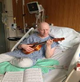موسیقی درمانی و نقش آن در بهبود بیماران سرطانی