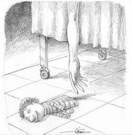 علت مرگ دنیا فنی زاده، عروسک گردان کلاه قرمزی چه بود؟