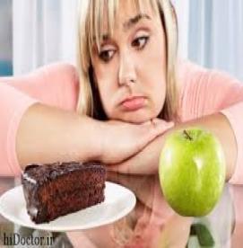 راهکارهایی برای کنترل غذا خوردن!