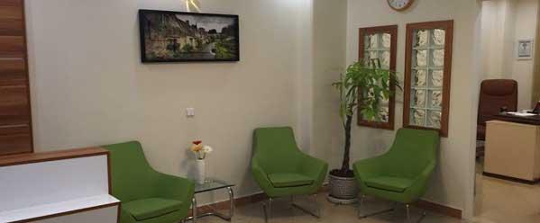 مرکز تخصصی لیزر موهای زائد پاسداران