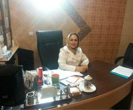 مطب لیزر موهای زائد شیراز